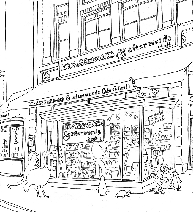 Washington DC Coloring Book Pages